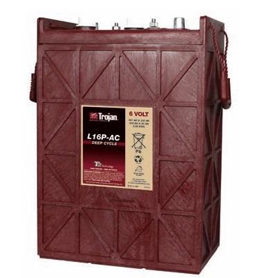 Trojan L16P-AC电瓶