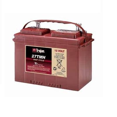 Trojan 27TMH电池