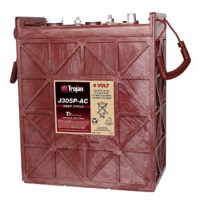 Trojan J305P-AC电瓶