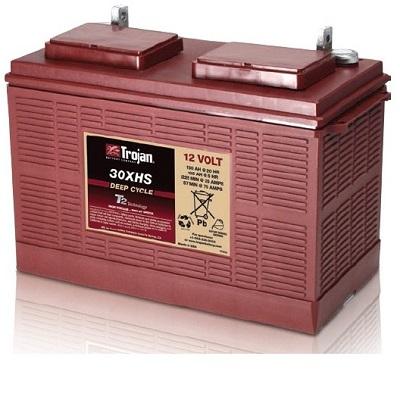 Trojan 30XHS扫地车电瓶