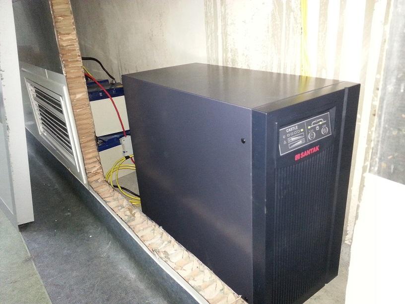 成都骨科医院手术室山特UPS电源
