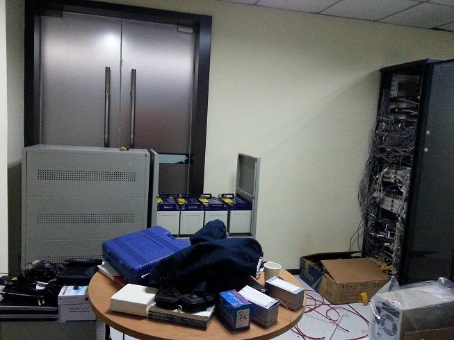中标英大财险UPS电源系统(APC UPS电源)
