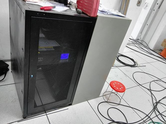 艾默生UPS在邛崃长兴化工的应用项目