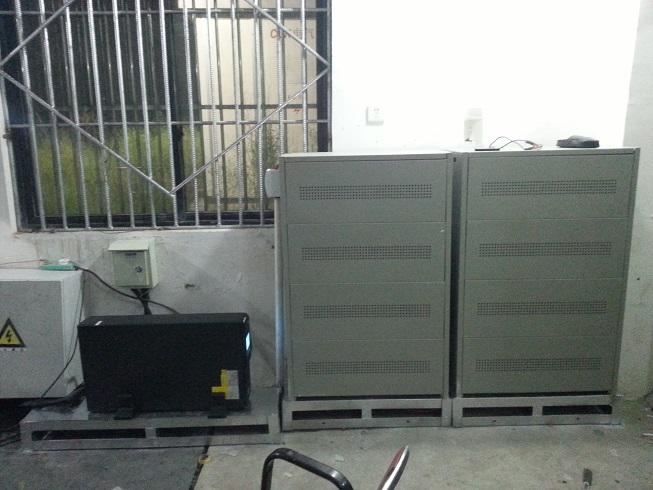 艾默生UPS在自来水厂的应用